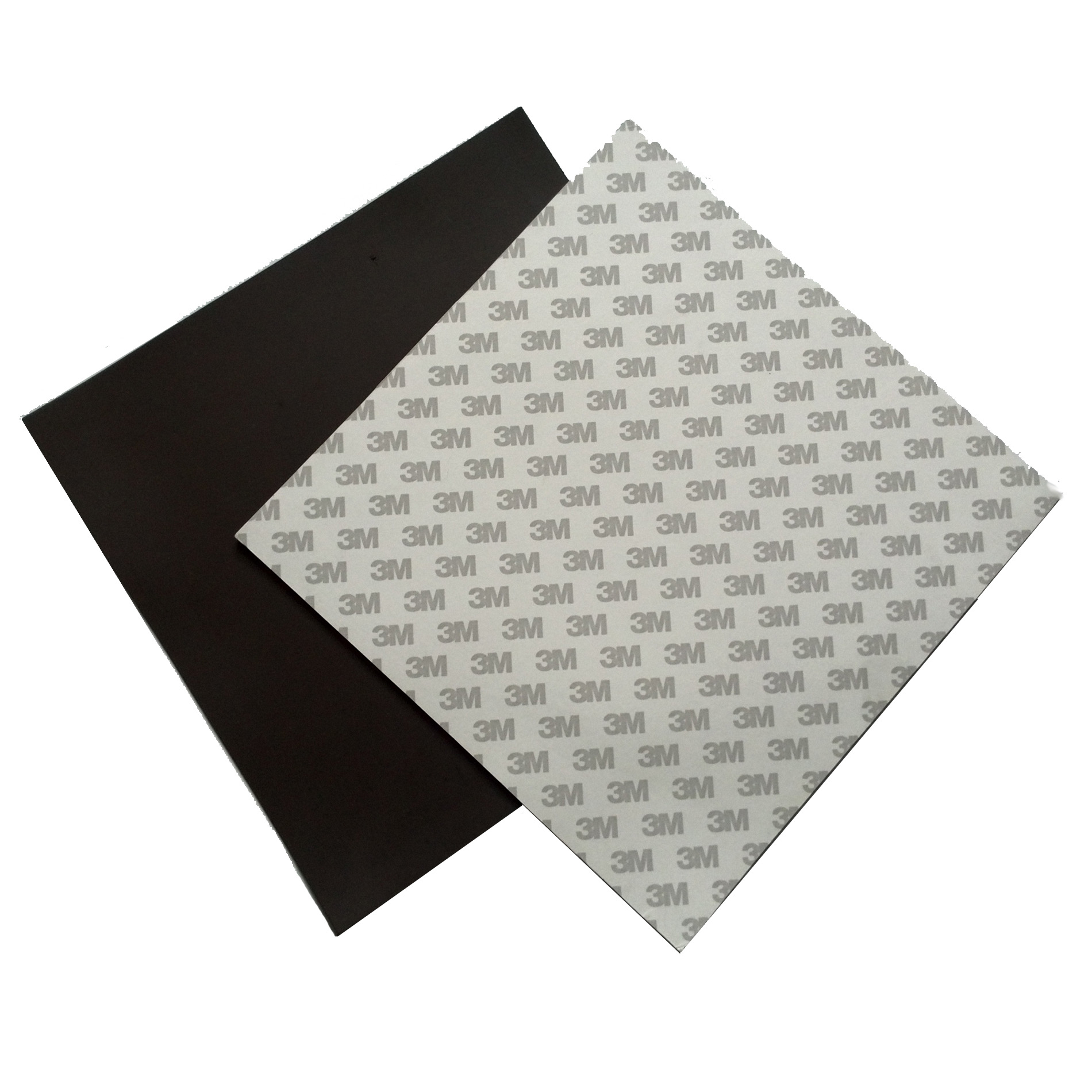 RFID electronic magnetic fabric 200*200*1mm single band 3M NFC anti interference ferrite magnetic material