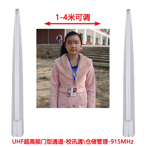 UHF ultra high frequency kindergarten, primary school and junior high school paper storage Wheelchair Access access control machine -6B\6C